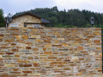 taco piedra cuarcita colocado