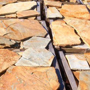 Palé de roca gallega multicolor 2