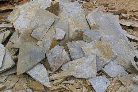La cuarcita es una piedra metamórfica dura con alto contenido de cuarzo
