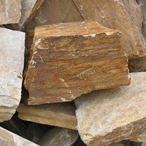 Piedra rústica cuarcita sin empaquetar a