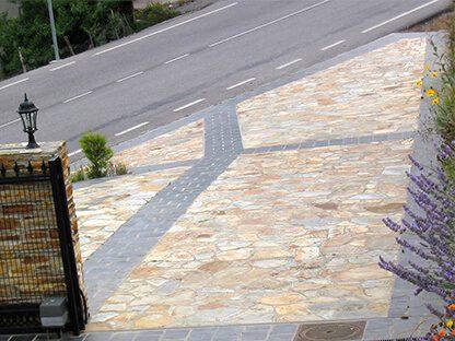 planchón en esplanada